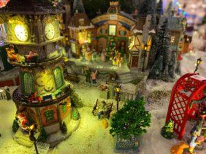 Zo bouw je het perfecte kerstdorp